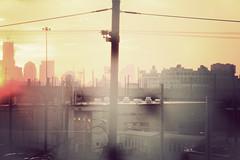 Vintage City (ravenewyork) Tags: sunset newyork photography adams queens astoria raven longislandcity