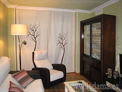 "Decoración para Salones Clásicos: Cortinas con Dobles Cortinas y Bandos, Tapicerías, Paneles Japoneses, Estores... • <a style=""font-size:0.8em;"" href=""http://www.flickr.com/photos/67662386@N08/6476307639/"" target=""_blank"">View on Flickr</a>"