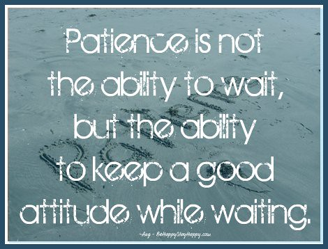 Patience by AuthenticAng11, on Flickr