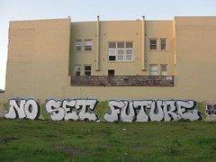 NO SET FUTURE (Same $hit Different Day) Tags: set graffiti oakland bay no east pear nsf futre