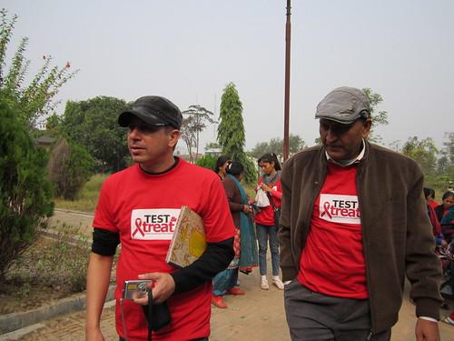 District Public Health Administrator in the campaign
