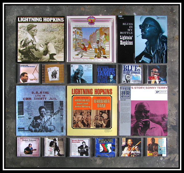 17 Dec - Legends of the Blues... A selection...