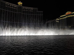 Fountain Show, Bellagio, Las Vegas, Nevada