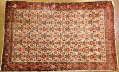 39. Antique Floral Rug