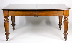 56. 19th century Expanding Dining Table