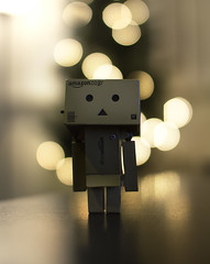 (skidu) Tags: christmas tree canon eos lights bokeh f14 sigma 30mm danbo 550d t2i