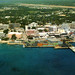 Grand Cayman - George Town from Air (Postcard)