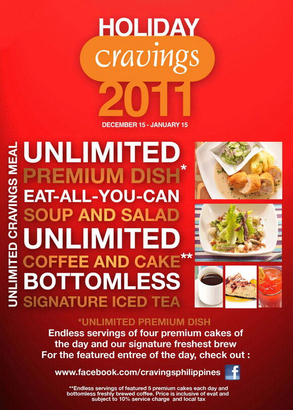 Cravings Unlimited Meals