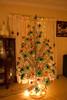 Raco Mistletoe Pine Aluminium Christmas Tree from 1964 (HelenPalsson) Tags: christmastree 1964 aluminumtree aluminumchristmastree 2011 raco 201112 20111220 mistletoepine