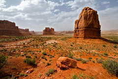 IMG_1405-Edit- J Prince.jpg (princer7) Tags: park red cliff mountains tower monument nature rock landscape photography la three utah us ut sandstone colorado colorful arch desert plateau united towers arches basin erosion formation organ national moab courthouse states navajo redrock reef avenue eastern monolith mesa sal paradox formations babel uplift buttes gossips flateua