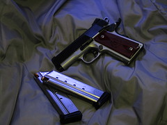 STI Escort Chambered in 9mm (rippspeed1) Tags: escort 1911 9mm singlestack stiescort dawsonprecision