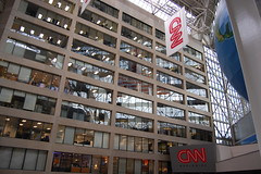 CNN offices (ana_feliciano) Tags: news tv headquarters international cnn hq offices
