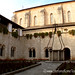 Casamari Abbey - atrium