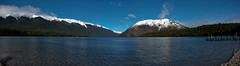 Lake Rotoiti_Panorama View (ed 37 ~~) Tags: park new panorama mountain snow water canon reflections island south ngc zealand national tasman lakerotoiti nationalgeographic arnaud 50d canoneosd 1585mmisusm