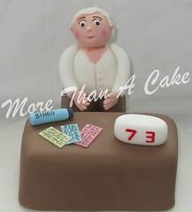 Retirement Cake (More Than A Cake!) Tags: cake vanilla sponge retirement buttercream morethanacake