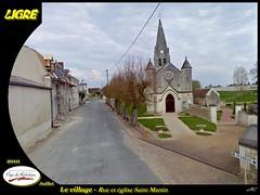 20100715-Ligré_022 (michel.cansse) Tags: france centre richelieu indreetloire paysdeloire glise ligré