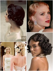 Pin Curls & Marcel Waves