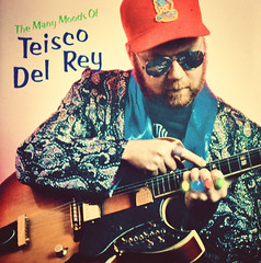 Teisco Del Rey (tvDAVEpgh) Tags: music art del nikon surf texas guitar many album cover rey moods instrumental teisco d5000