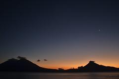 Estranged (chipistickman) Tags: lake lago volcano guatemala atitlan caldera volcan solola