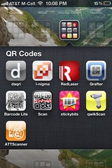 New QR Code Apps added today