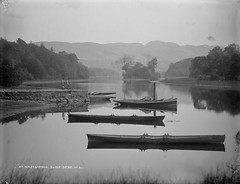 I went out to the Hazel Wood... (National Library of Ireland on The Commons) Tags: trees ireland laura reeds boats pier woods fishermen connacht sligo hazelwood connaught 1890s wbyeats loughgill nobellaureate robertfrench williamlawrence nationallibraryofireland pinnace lawrencecollection songofwanderingaengus