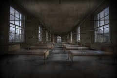 Ward 18 :: (andre govia.) Tags: windows cambridge building abandoned buildings hospital closed beds decay down best andre creepy explore ward derelict ue urbex sanitarium govia exploreing