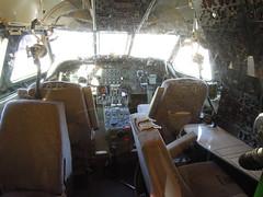 Cockpit (kevincrumbs) Tags: luzern cockpit lucerne sr airliner swissair convair verkehrshaus convair990 swissmuseumoftransport dopplr:explore=re81 convaircv990 hbicc convair990coronado