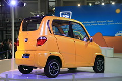 New Small Car By Bajaj (Tarun Chopra) Tags: india gurgaon bharat hindusthan canon7d autoexpo2012