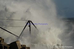 DSC00738 (Mark Coombes Photography) Tags: sea portland waves dorset rough