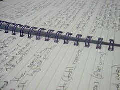 Study (geolawie) Tags: handwriting notes handwritten notepad binder knowledgeengineering