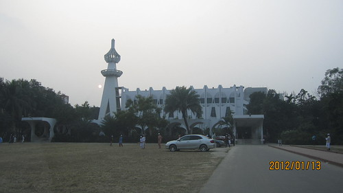 Mosque in Dhaka
