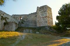 Antipatrea fortress in Berat (Alexander Svendsen) Tags: europe citadel albania fortress balkan berat illyrian antipatrea