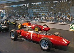 Cité de l'Automobile/Collection Schlumpf - Ferrari