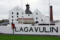 Lagavulin (Eva Rees) Tags: trip travel island scotland islay whisky scotch singlemalt lagavulin isleofislay