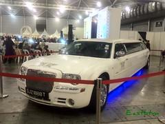 Chrysler 300C Super Stretch Limousine Pic 1 (Eastbtm - I am back online again. :)) Tags: hall singapore expo super stretch chrysler 300c limousine