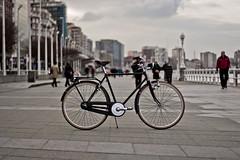 Bicicleta clasica, Retro Classic, + sillin Brooks B67. (Biciclasica.com) Tags: españa classic bike vintage de italia asturias bicicleta retro paseo tienda online bici gijon bicicletas brooks clasica frenos varilla montegrappa clásicas b67 b66 biciclasica
