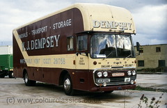 Dempseys Ford (salopbus) Tags: ford removal whitstable dempseys plaxton pantechnicon lur681l