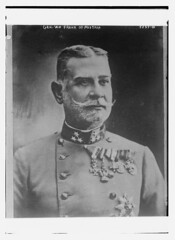 Gen. von Frank of Austria  (LOC) (The Library of Congress) Tags: libraryofcongress xmlns:dc=httppurlorgdcelements11 greatmustachesoftheloc dc:identifier=httphdllocgovlocpnpggbain18145