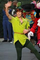 Peter Pan (jodykatin) Tags: disneyland peterpan disney mickeyssoundsationalparade