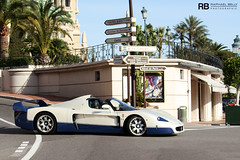 Maserati MC12 (Raphal Belly) Tags: paris car de french photography eos hotel riviera photographie casino montecarlo monaco mc belly exotic 7d passion 12 raphael rb mc12 maserati spotting supercars v12 raphal principality
