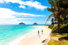 Along the beach in Lanikai (Oahu, Hawaii) (MomentaryShutter) Tags: ocean sea usa seascape beach nature water ecology america hawaii coast us spring sand scenery surf seasons unitedstates oahu unitedstatesofamerica pacificocean coastal beaches land tropical tropicalisland northamerica environment coastline recreation environmentalism springtime ecosystem kailua lanikai mokuluaislands outdoorrecreation lanikaibeach sportsrecreation johnwalkerhouse