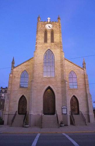 St  Thomas Aquinas Catholic Church, Zanesville, OH - a photo