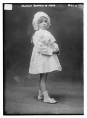 Princess Beatrice of Spain  (LOC) (The Library of Congress) Tags: libraryofcongress dc:identifier=httphdllocgovlocpnpggbain18183 xmlns:dc=httppurlorgdcelements11 girl child cap shortdress princess spain spanish infanta beatriz princessbeatrice 1910s