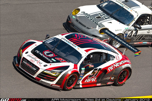 APR Motorsport - Rolex 24 at Daytona - 2012