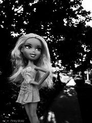 (Pinky Bratz) Tags: pink trees white black hot tree beautiful beauty fashion dark photography photo high model doll pretty shoot dolls photoshoot modeling path gorgeous models an pinky blond blonde stunning adele brats bratz dollz modelz