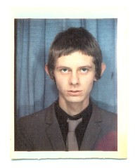 London Bridge photo booth (1979) (Paul-M-Wright) Tags: uk boy england selfportrait colour london youth mod photobooth rude tie suit photograph cult teenager 70s 1970s seventies tonic 1979 mods rudeboy paulwright