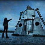art shanty projects minnesota robot