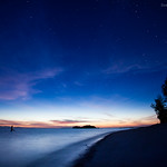 Starry Sunrise