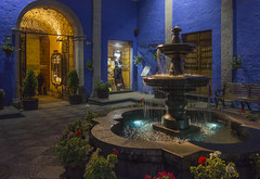 Una noche arequipeña - A Night in Arequipa (A.Davey) Tags: perú arequipa
