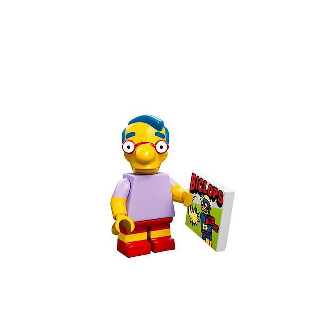 LEGO 樂高辛普森 迷你人偶抽抽樂系列